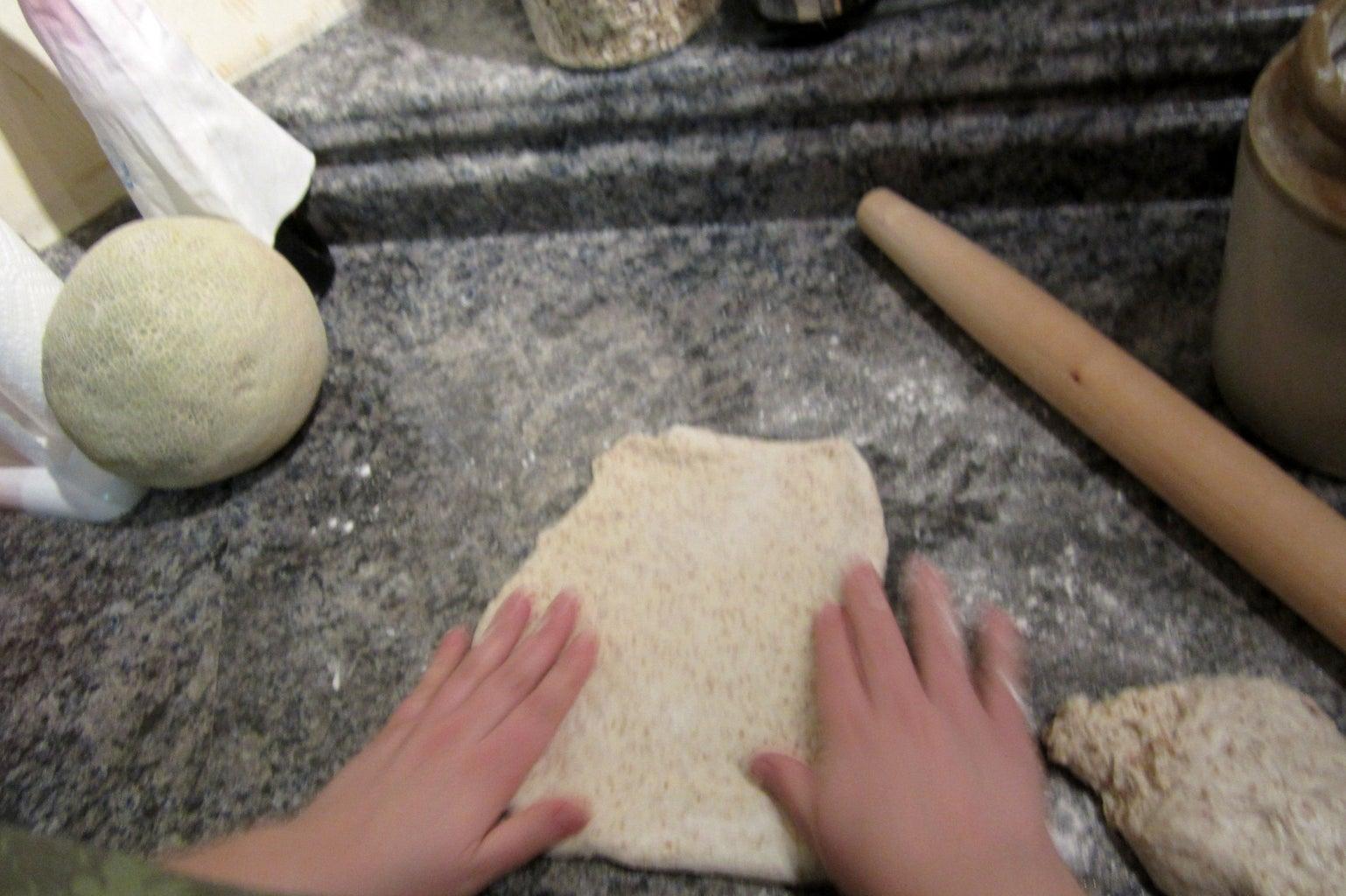Prep Your Dough!