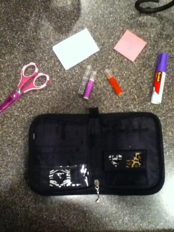 Make an Emergency Kit