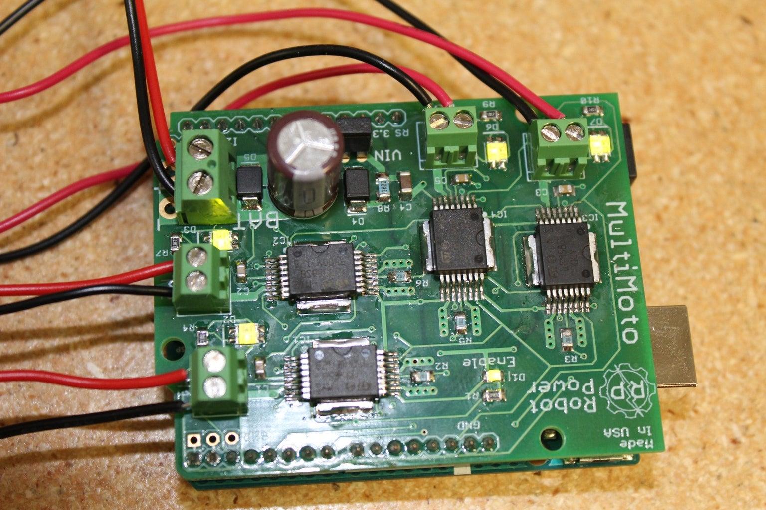 Wiring the Board