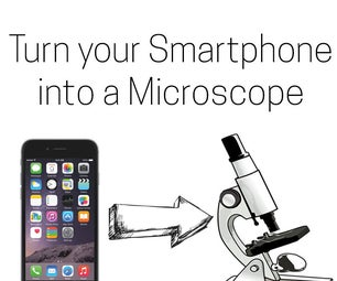 Turn Your Smartphone Into a Microscope | 150x - 500x Zoom