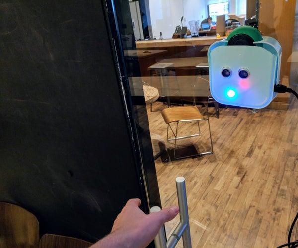 Reggie: an Intuitive Tool for Unintuitive Doors