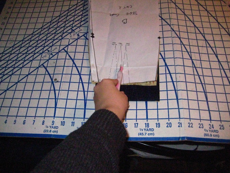 Marking You Pattern Marks