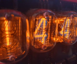 Yet Another Nixie Clock