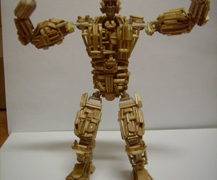 Robot for Real Steel-my Own Concept