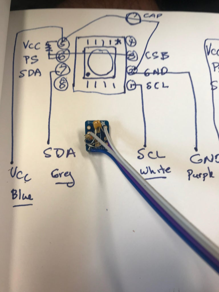 Build the Sensors