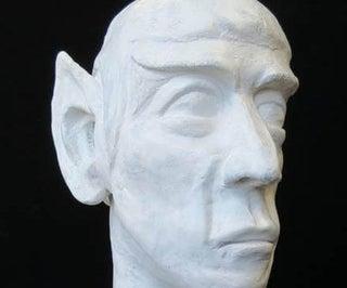 Spock Bust Sculpture - Build Log