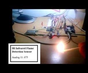 Arduino Web Server With Sensors