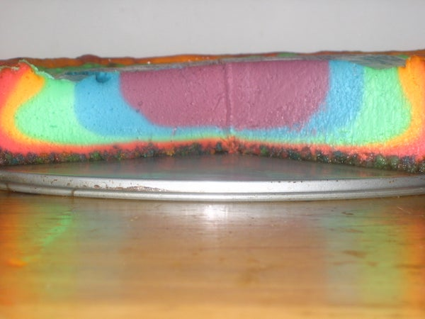 Fruit Loops Cheesecake: a Different Way to Bake a Rainbow Cheesecake