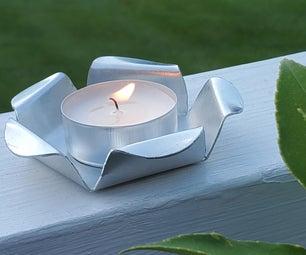Flower Shaped Tealight Holder