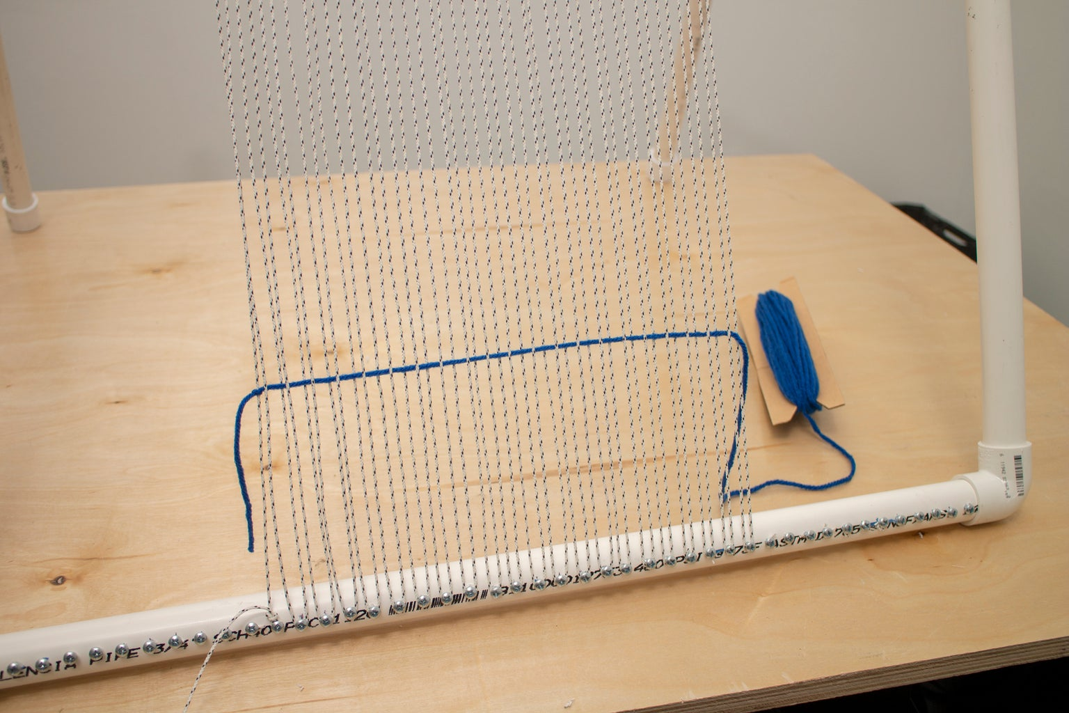 Start to Weave!