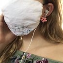 No-Sew Trendy + Safe Face Mask