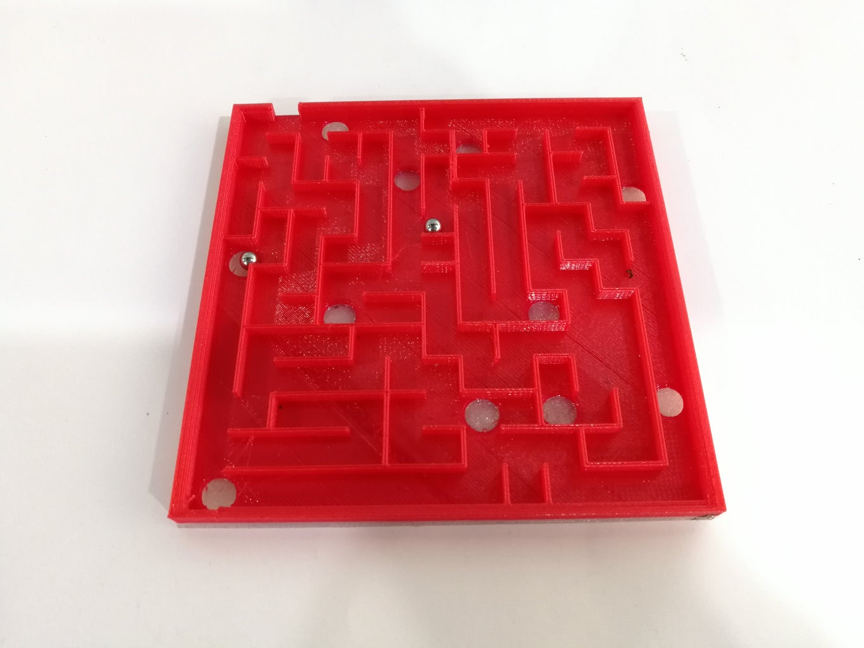 Design the Maze