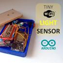 DIY -  Wifi Light Sensor - Wifi Communication to ThingSpeak [Arduino / ESP8266 / ThingSpeak]