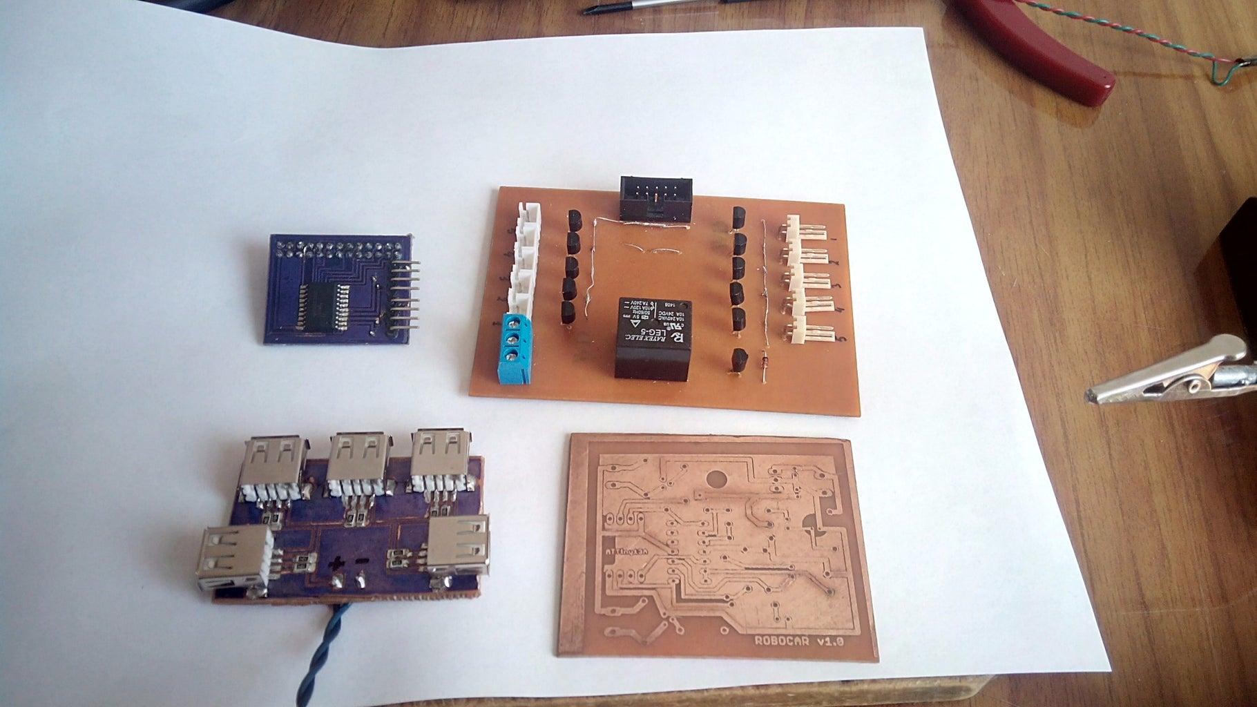 DIY PCB Lab for Under $35.00