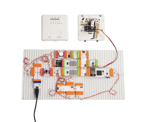 littleBits DIY Smart Thermostat