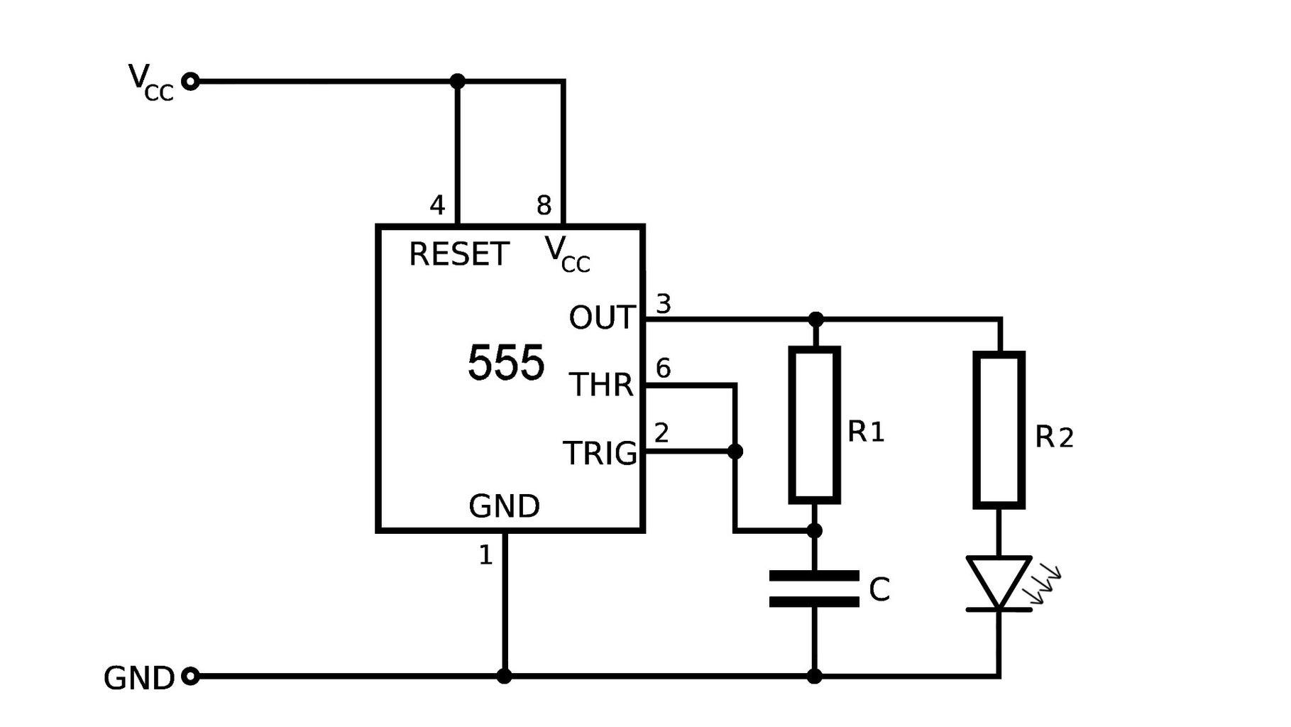 The IR Remote Circuit Design