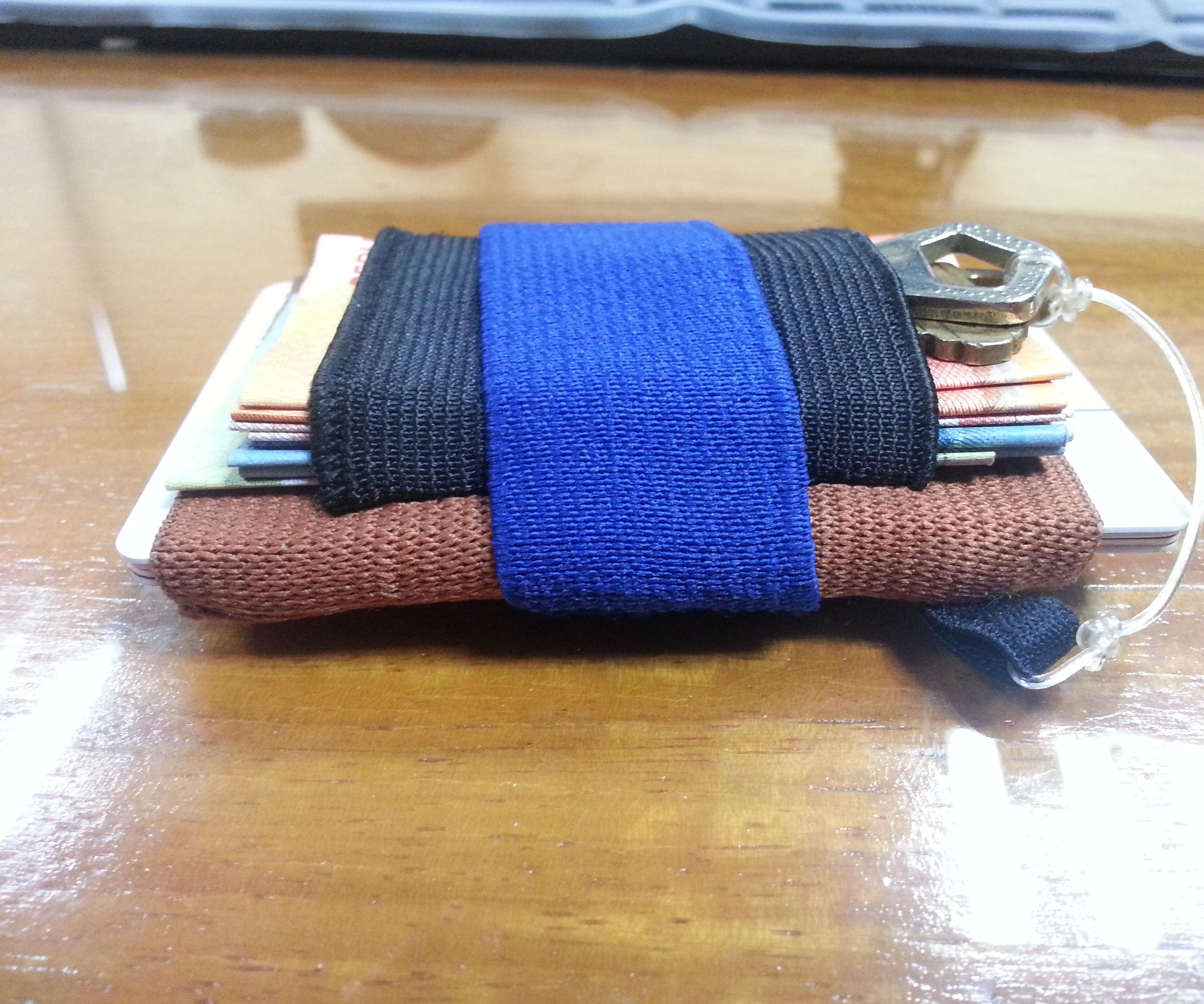 Slim Minimalist Wallet by Cindy