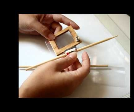 Brief Introduction to Vacuum Forming for making Dollhouse Scale Miniatures