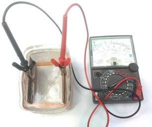 Make Solar Cell From Copper DIY Tutorial