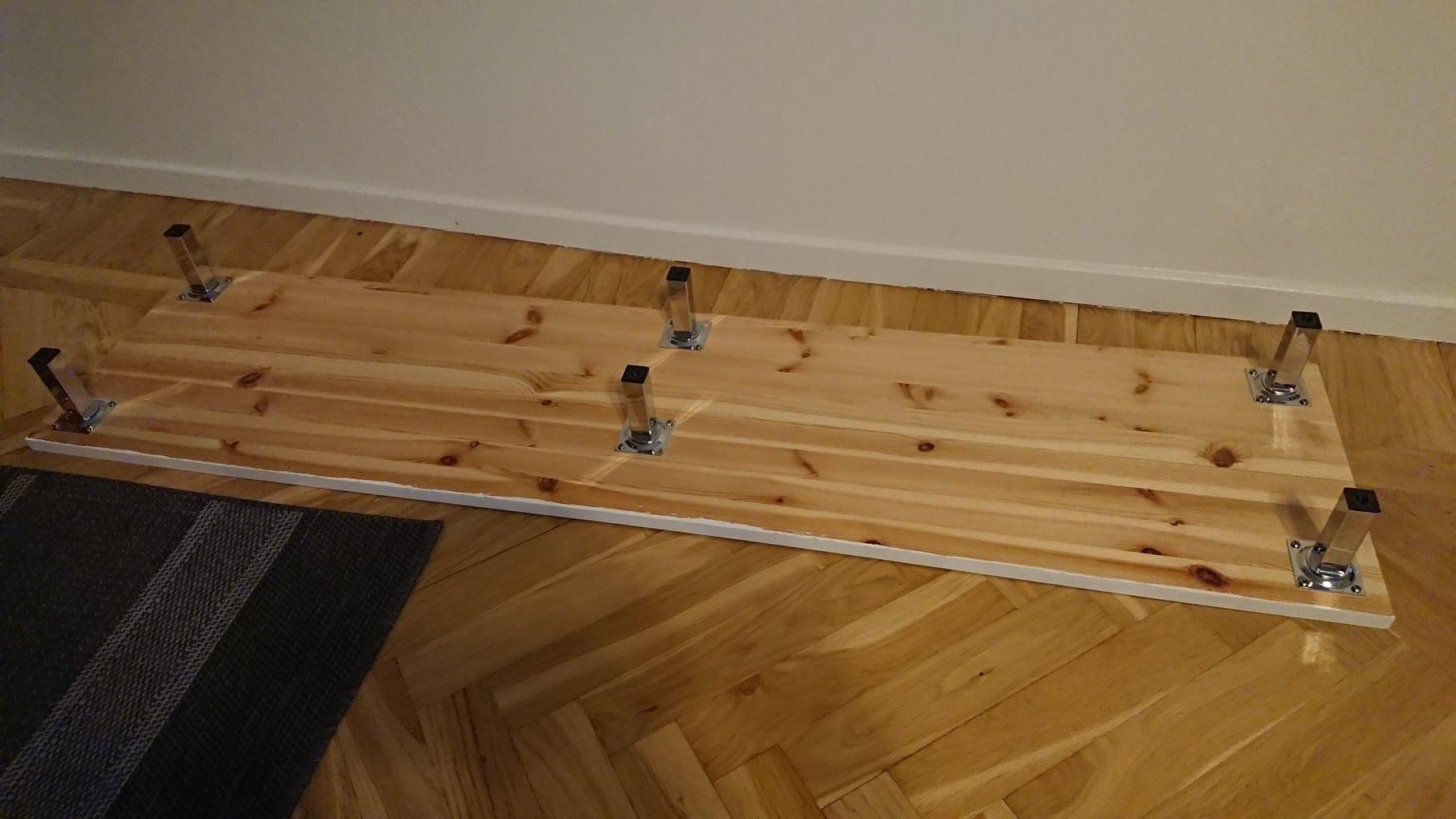 Mount the Furniture Legs