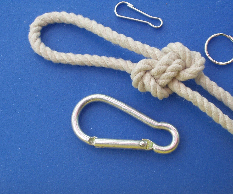 Interwoven Figure-8-knot Loop