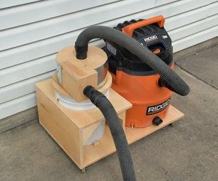 紧凑型除尘器
