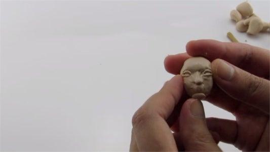 Sculpting the Head