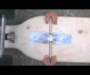 Foldable Longboard