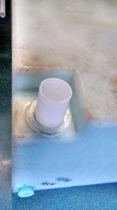 Converting the Fill Spout