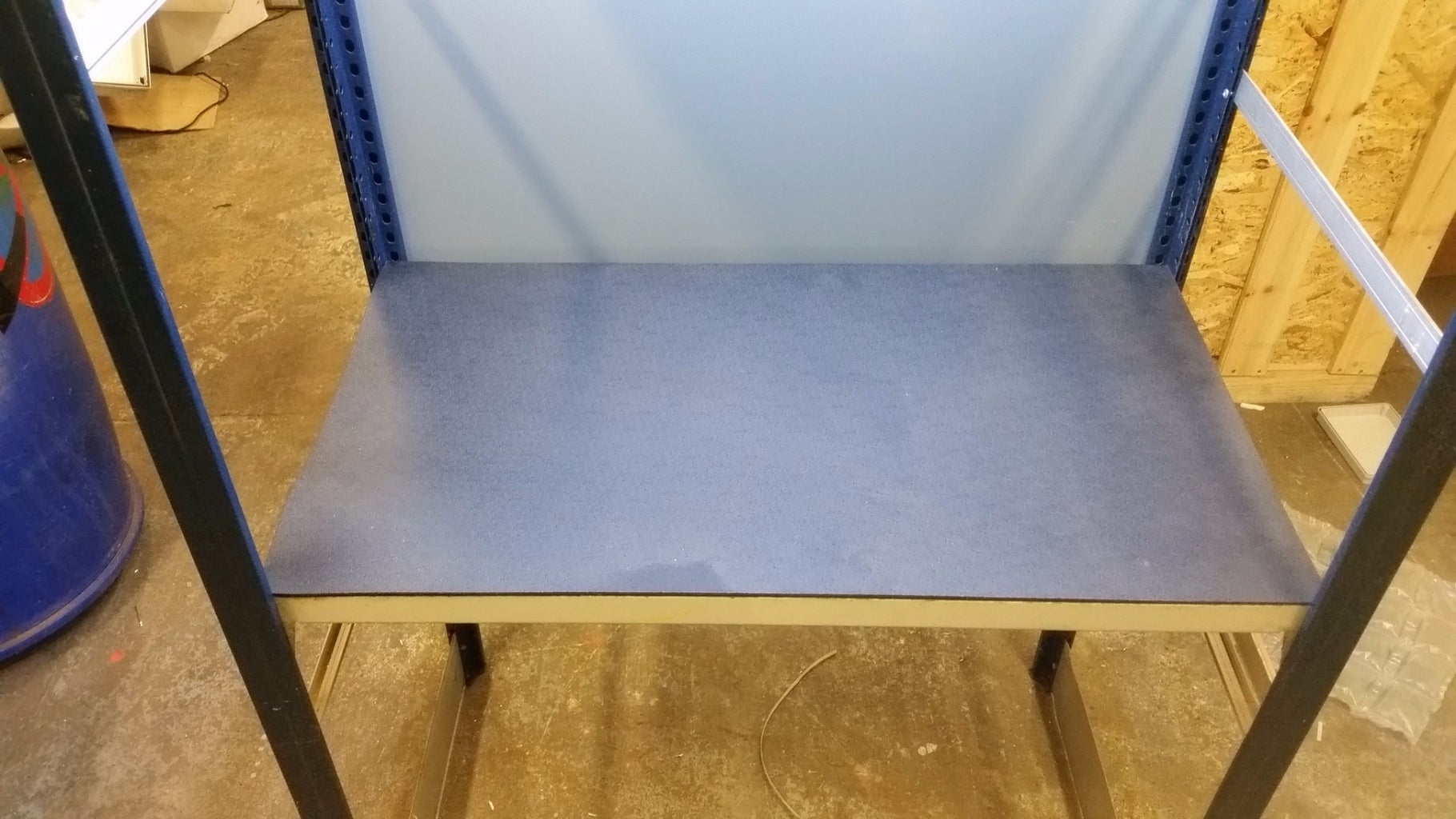 Making the Work Surface Usable