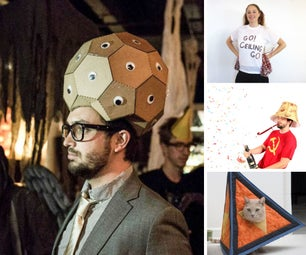 12 Clever Halloween Costumes