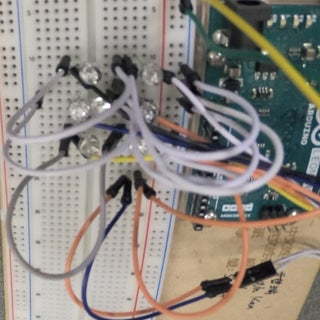 Easy Arduino LED Dice