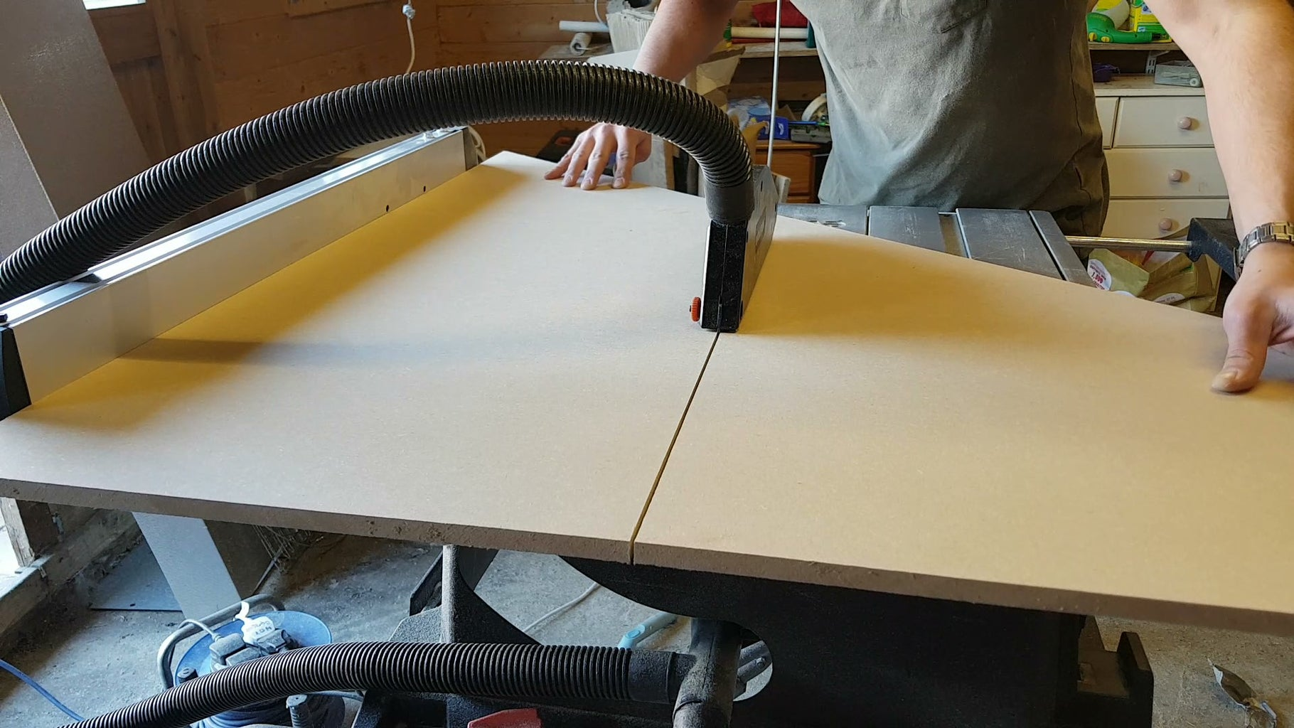 Making the Front Panels