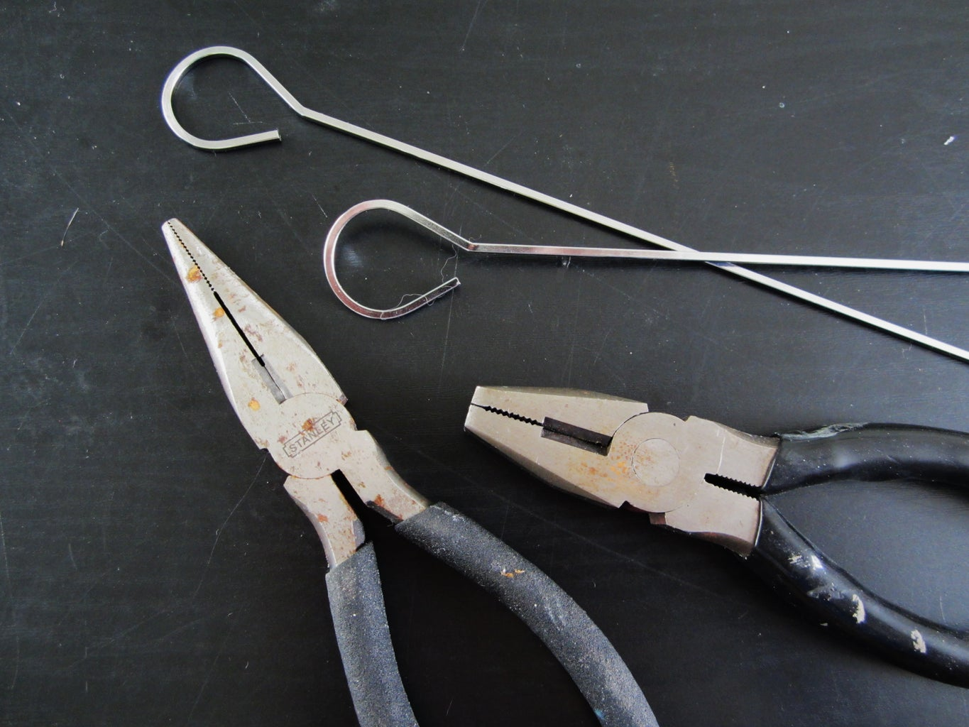 Shape Your Tongs!