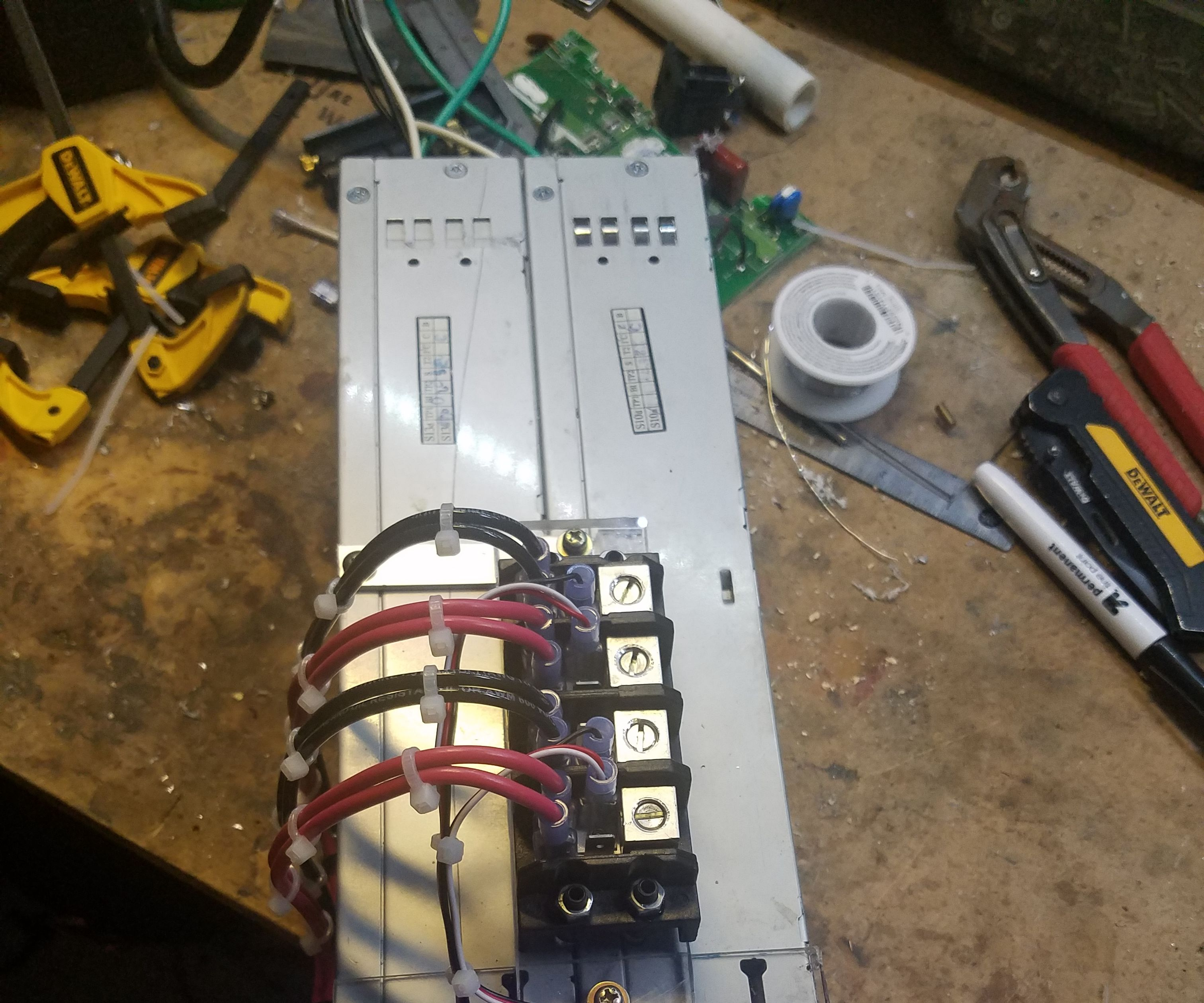 1200W 12/24V DC Power Supply for Cheap