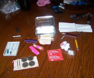 The EVERYDAY Altoids Survival Kit.