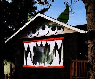 Halloween Monster House