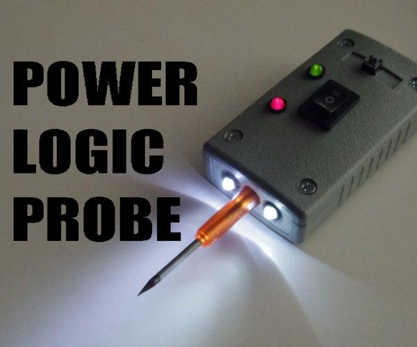 Power Logic Probe