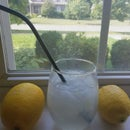 Refreshing Lemonade Slushy- Easy
