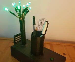 树整洁 - 功能桌面装饰(原型构建)