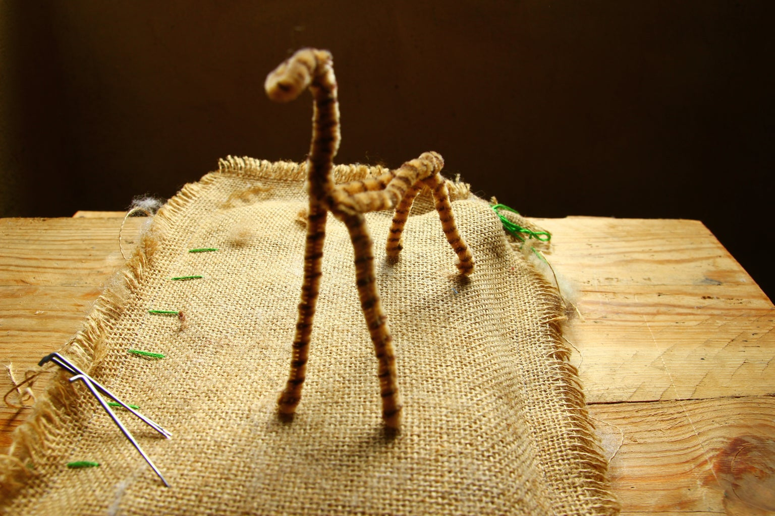 Making the Armature