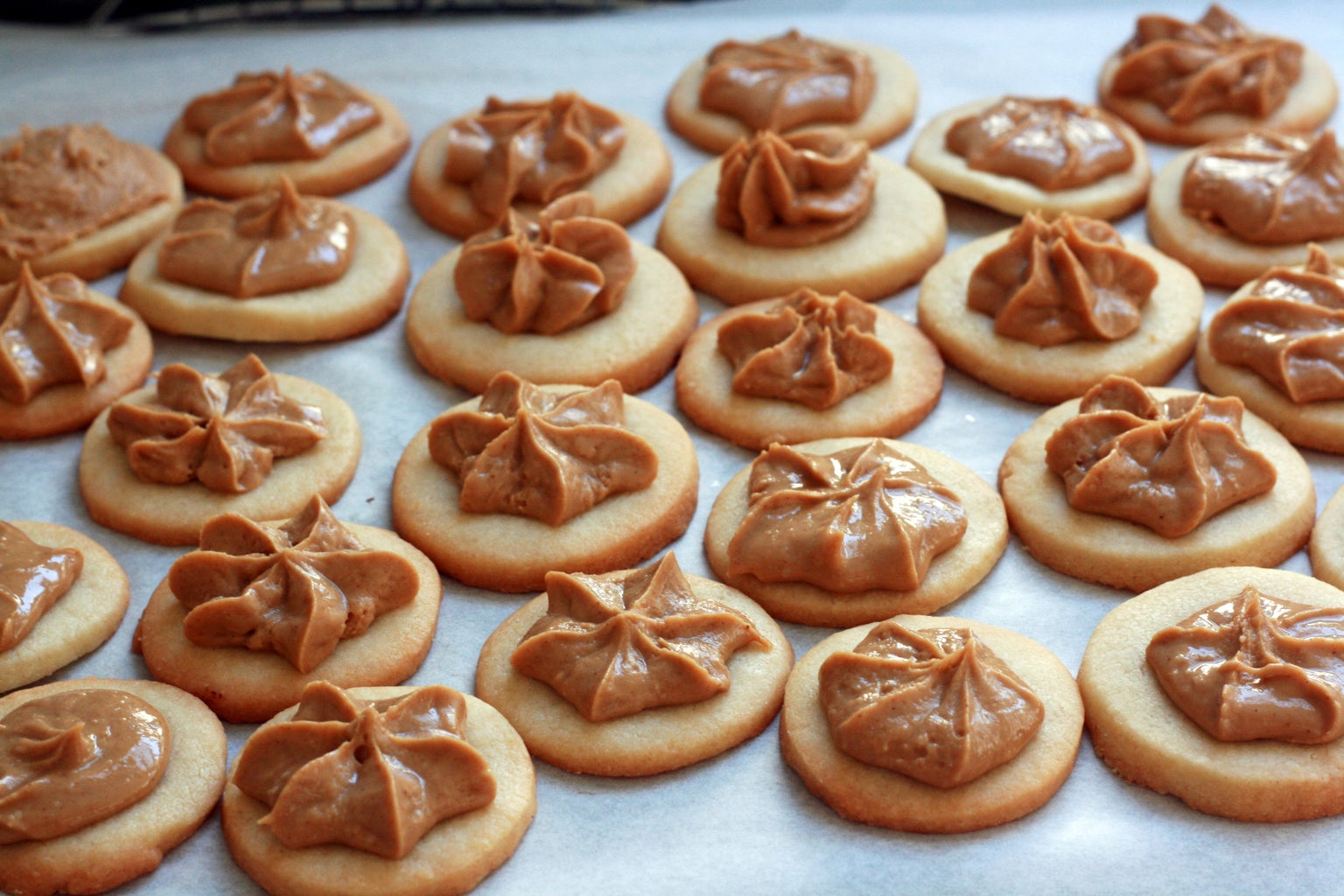 Top Them Cookies