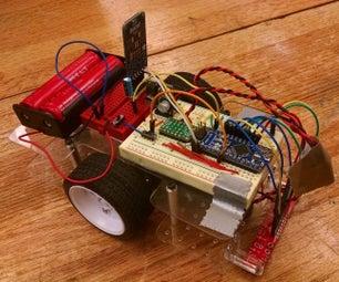 Line Following Arduino Robot
