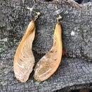 Maple Tree Samara Jewelry