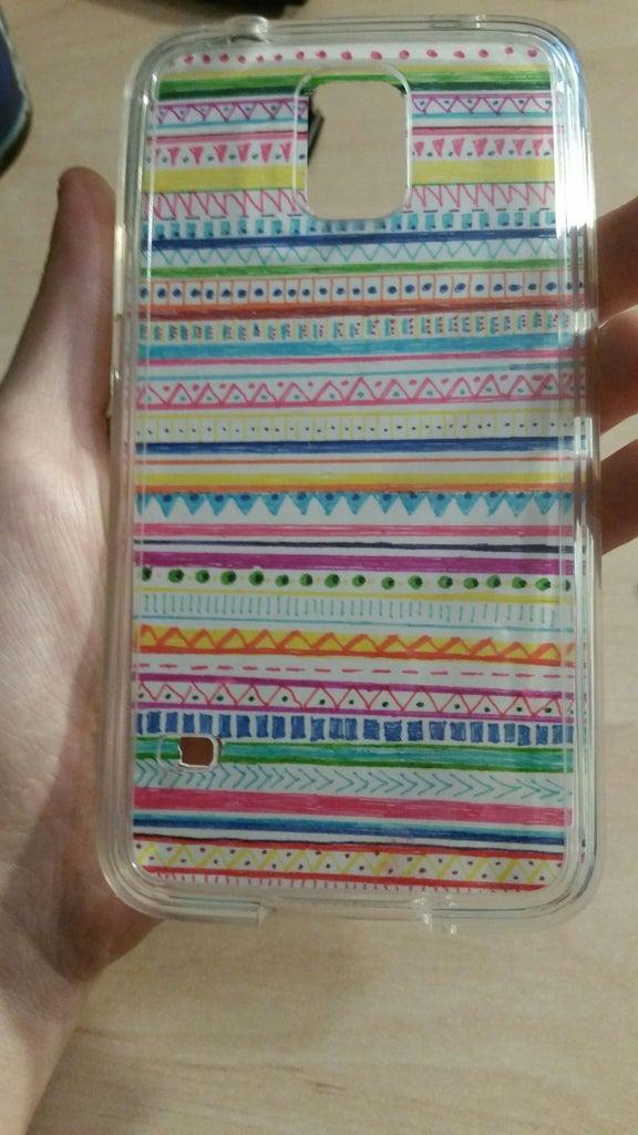 DIY Phone Case Customization