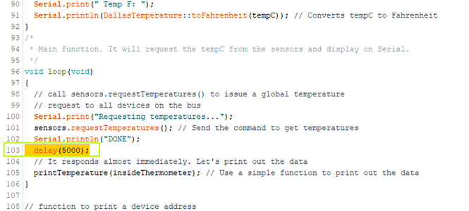 """Load the Example Sketch """"Single"""""""