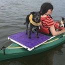 Kayak Dog Platform