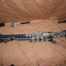 bipod for mepains rifle