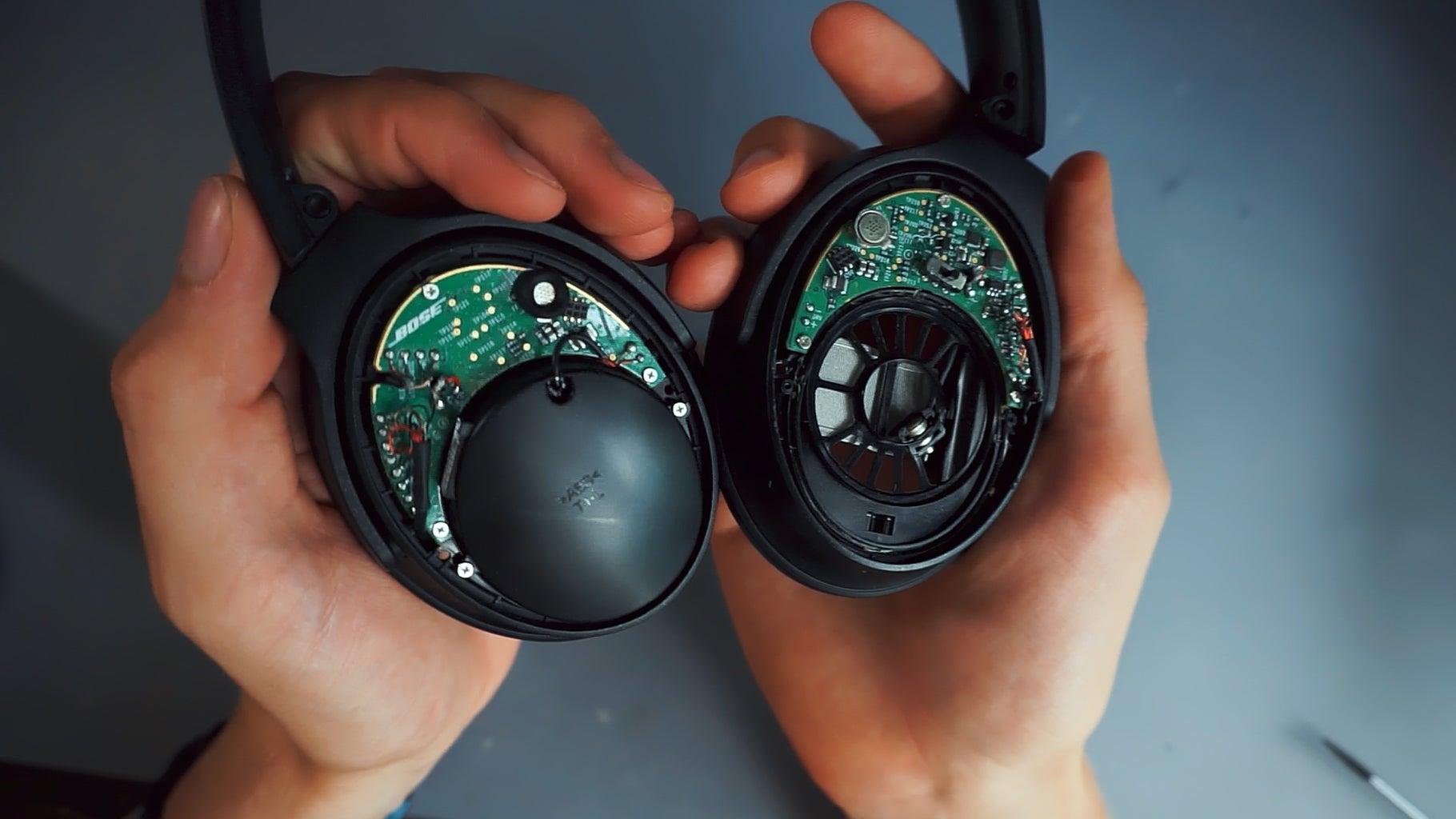 Installing the New Speaker