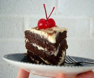 The Ultimate Substitution Cake